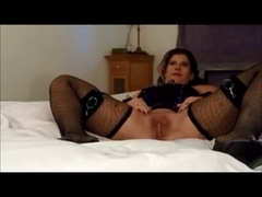 Curvy mother i'd like to fuck spanked and creampied