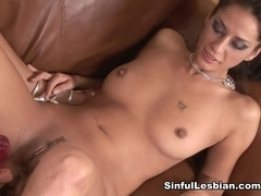 SinfulLesbian Video: Cytherea, Tyla Wynn