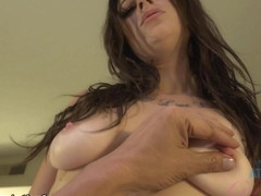Jayde Symz in Lacey Wants You And Your Cock Alone In The Room - ATKGirlfriends