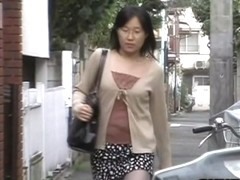Working voyeur cam films cool babes in public places