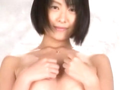 Fabulous Japanese slut Ellis Nakayama, Rika Asahi, Rui Saotome in Incredible Striptease, Lingerie .