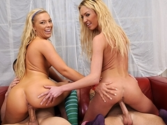 Ally Kay, Victoria White in I'll Fuck Your Wife If You Fuck Mine #02, Scene #03