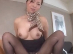 Exotic Japanese chick Kaori in Fabulous Big Tits, Doggy Style JAV scene