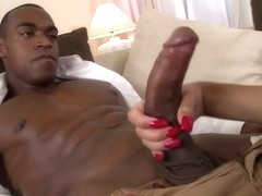 OnlyBlowjob Video: Mistress Of His Rod