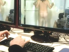 Anonymous hacked nude webcams Part 1 by Mark Heffron