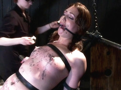 Sarah Shevon in Sarah Shevon Suffers - Live Show Part 1 - DeviceBondage