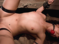 Mark Davis & Satine Phoenix in Satine Phoenix - SexAndSubmission