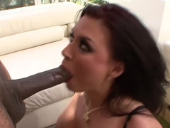 Incredible pornstar Eva Angelina in horny anal, lingerie sex movie