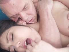 Mey Bala in Latina Model Mey's Huge Cock Audition - EvilAngel