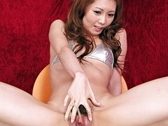 Crazy Japanese chick Rika Sakurai in Amazing JAV uncensored Creampie movie