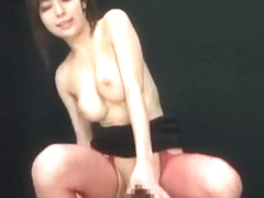 Crazy Japanese girl Harumi Asano in Horny Stockings/Pansuto JAV video
