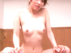 Fabulous Japanese model Miku Ohashi in Best Cumshots, Lingerie JAV movie