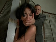 The French Prostitute: Tormented in Bondage and Fucked in the Ass!
