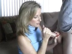 Mama Gives Tugjob toYoung Boy-Friend