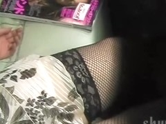 Beautiful japs get their tits exposed in voyeur Asian clip