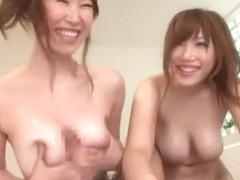 Incredible Japanese girl Nanako Mizukawa in Hottest Handjobs, Hardcore JAV scene