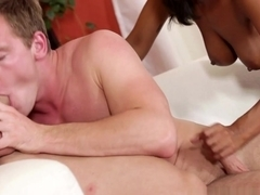 Horny pornstar Isabella Chrystin in Exotic Bisexual porn scene