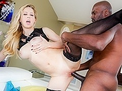Cherie DeVille & Lexington Steele in Lex Is A Motherfucker #04 Movie