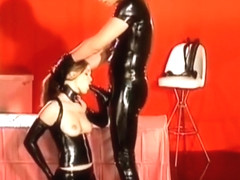 Latex fucking for training