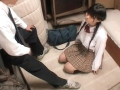 Perfect Jap gives the best blowjob on hidden camera