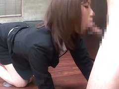 Incredible Japanese model in Best CFNM, HD JAV scene