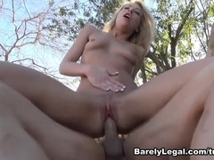 Zoey Monroe in I Gotta Bone To Lick - BarelyLegal