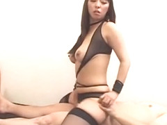 Incredible Japanese girl Ryoko Murakami in Crazy Lingerie, Big Tits JAV movie