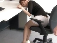 Tight Skirt Female Teacher