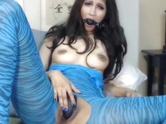 Sexy milf Classdeb play with sex toys