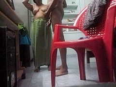 Naughty Indian couple caught on cam