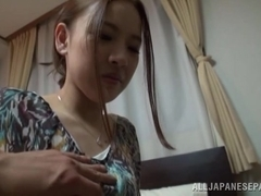 Ayumi Takanashi receives full group pleasure