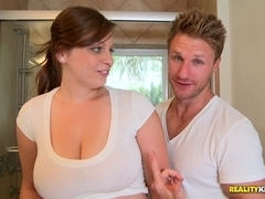 Bignaturals - Breast to chest