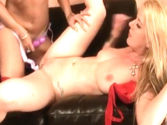 Crazy pornstars Kelly Leigh and Anita Blue in hottest lesbian, milfs adult clip