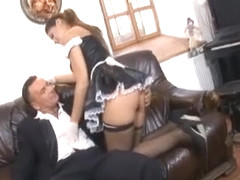 Hot Maid Cosplay Anal