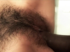 Horny pornstar Monica Austin in amazing brazilian, hairy sex video