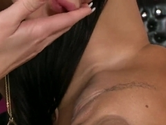 Angelica Heart and Aletta Ocean trying to reach orgasm