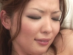 Shy Kinoshita Tomoko Is Fucked By Two Studs And She Squirts - Avidolz