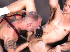 D Arclyte & Nate Grimes in Pig Alley - ClubInfernoDungeon