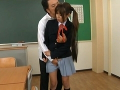 Miho Imamura Japanese teen is sexy schoolgirl