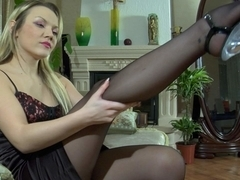 EPantyhoseLand Scene: Connie