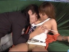 Kokoa Ayane Asian princess receives staggering fuck�