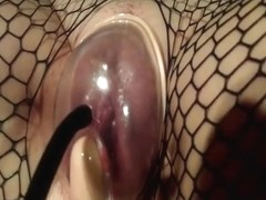 fisting pumping and cumming
