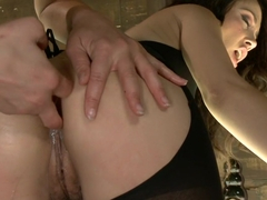 Amazing fetish, fisting sex clip with incredible pornstars Amber Rayne and Kristina Rose from Ever.