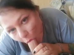 Exotic private brunette, riding, moan adult clip