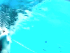 Couple Has Underwater Sex Hidden Cam