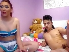 davidandteressa amateur record on 06/04/15 00:15 from Chaturbate