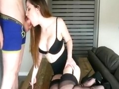Role Playing With a Naughty Secretary