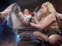 The Squirt Collector: Daisy Ducati squirts for science!