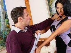 Missy Martinez & Alan Stafford in My Wife Shot Friend
