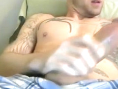 Exotic gay scene with Big Cock, Voyeur scenes